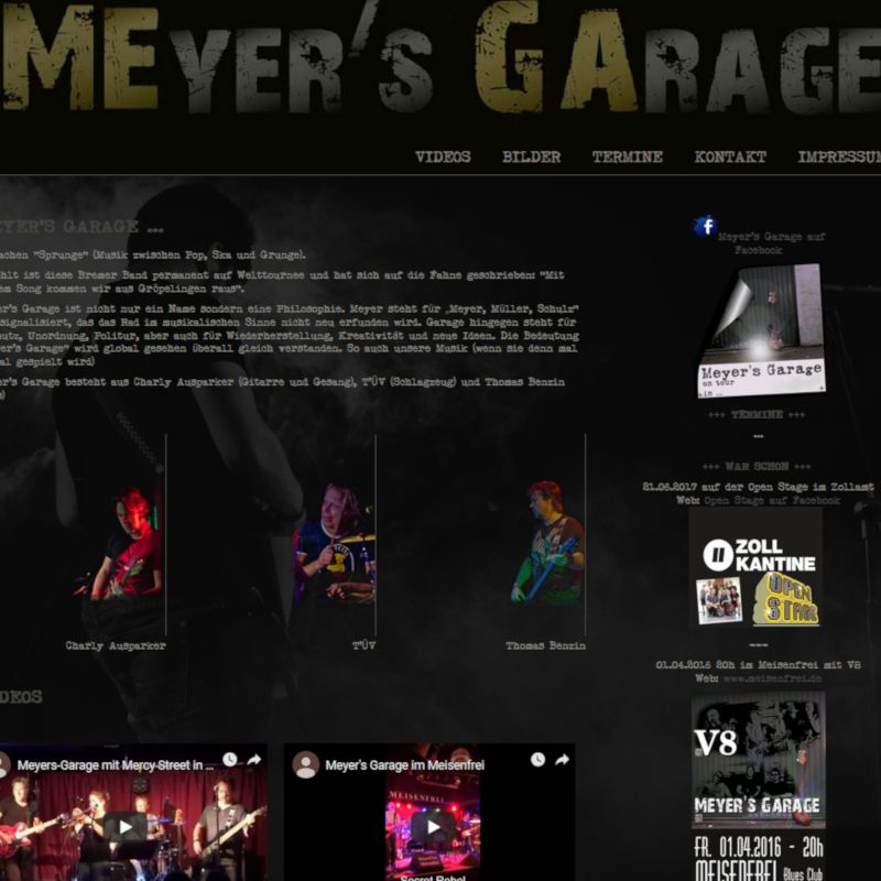 Meyer's Garage